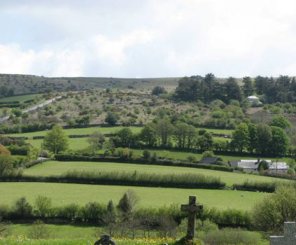 Widcombe-in-the-Moor, Dartmoor