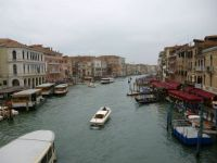 Busier times in Venice
