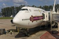 boeing 747 - Thai Airways
