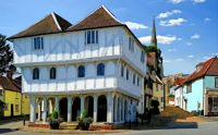 Guildhall, Thaxted, Essex - Bruce Hatton, This Britain