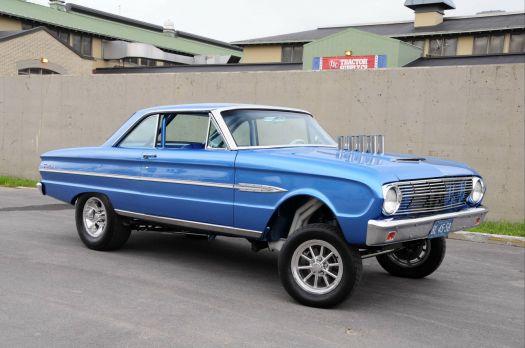 1963 Ford Falcon Gasser