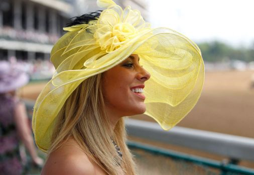 Derby Day Headwear