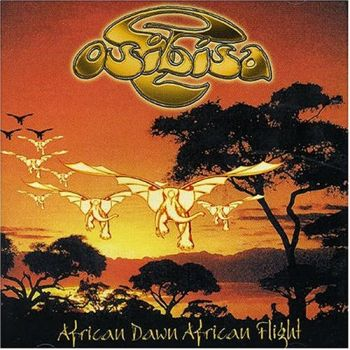 Osibisa, another of my favourite bands from the 70's and 80's