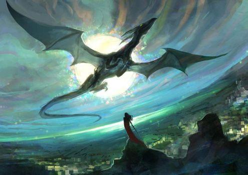Dragon in the Sky