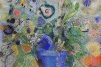 Flore - Artist Odilon Redon