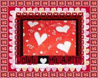 ==   LOVE   HEARTS  ==