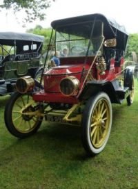 1919 Stanley Steamer Model R-02
