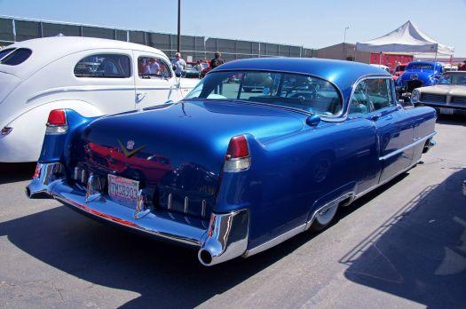 1955 Cadillac Coupe de Ville