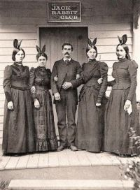 Jack Rabbit club?