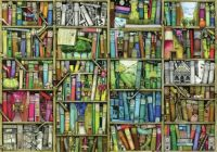 Bookshelf by Colin Thompson