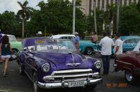 Classic Purple Chevy
