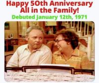 All in the Family 50th Anniversary