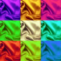 Fabrics Metallic - large