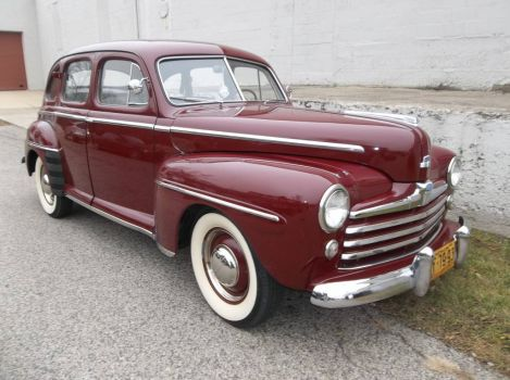 1948 Ford as good as new
