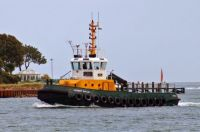 The Common Harbour Tug