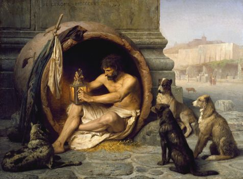 Gerome Diogenes