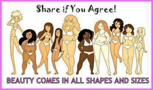 All shapes and sizes