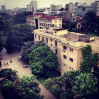 Hanoi University of Vietnam - My beloved university Ñx