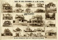 Sears Kit Homes for sale in the early 1900's