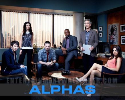 Shows to Watch: Alphas