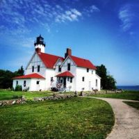 Point Iroquois Lighthouse, Michigan