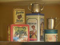 More of my favorite tins!