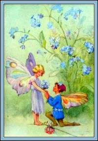 Forget-Me-Not (smaller size)