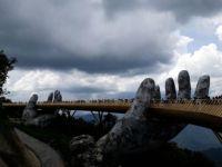 Golden Bridge _BaNa Hills- Danang-VietNam