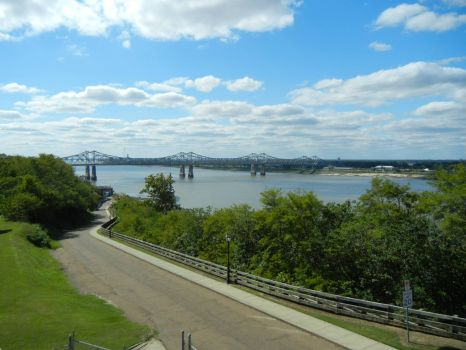 The Mighty Mississippi River, Natchez, MS