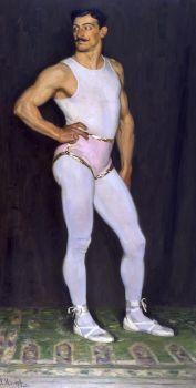 Arthur Kampf (German, 1864–1950) The Performer (1906)