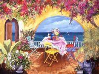 Magical Seaside Veranda