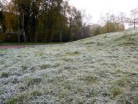 Winterswijk, the first frost of this winter