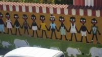 Street Art in Vaparaiso, Chile