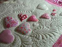 hearts (trapunto)