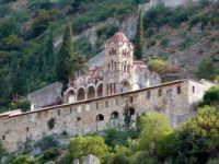 Græsk kloster - Pelopones