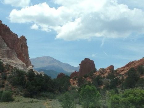 Garden of gods, Colorado Springs