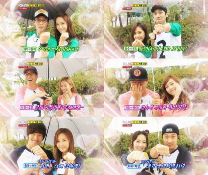 runningman snsd couples