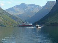 Hjørundfjord, Norway