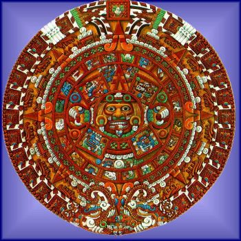 Aztec Calendar -- Dec. 21, 2012 -- What if???