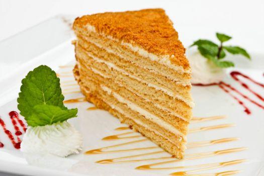 6 Layer Cake