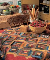A Quilt in the Kitchen
