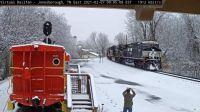 Jonesborough,TN/USA snow