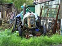 Undercover Tractor