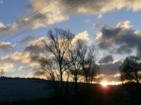 Vychod slunce
