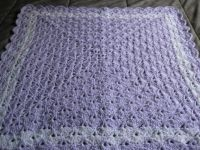 Another baby afghan