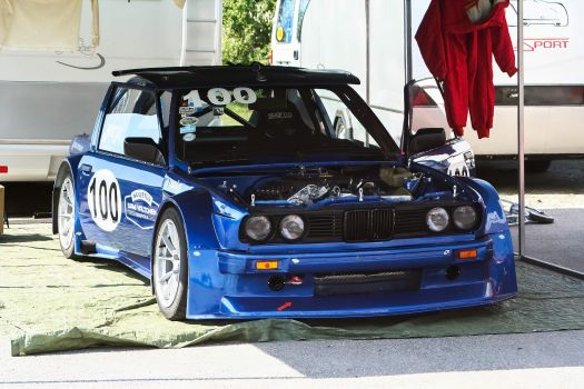 BMW 3-Series (E30) Race Car