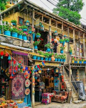 Iran's Historic Village of Masuleh