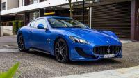 2015 Maserati Granturismo mc Sportline Stradale