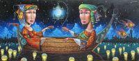 Couple in love - Zurab Martiashvili, artist