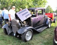 1930 Ford And Trailer  1